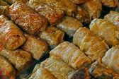 Zelí cooked.traditional rumunské jídlo. — Stock fotografie
