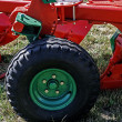 Stock Photo: Agricultural equipment. Detail 103