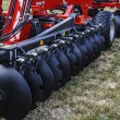 Stock Photo: Agricultural equipment. Detail 102