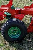 Equipo agrícola. detalle 103 — Foto de Stock