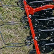 Stock Photo: Agricultural equipment. Detail 105