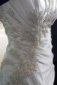 結婚式のドレス。詳細 21 — ストック写真
