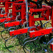 Stock Photo: Agricultural equipment. Detail 107