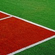 Synthetic sports field 14 — Stock Photo