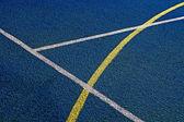 Synthetic sports field 10 — Foto de Stock