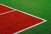 Synthetic sports field 14 — ストック写真