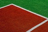 Synthetic sports field 15 — ストック写真