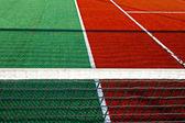 Synthetische sportveld voor tennis 9 — Stockfoto