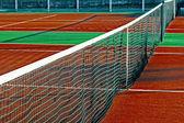 Syntetické sportovní hřiště pro tenis 11 — Stock fotografie