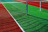 综合体育网球 10 场 — 图库照片