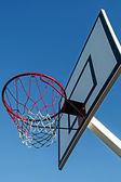 Panel basketball hoop-4 — Stock Photo