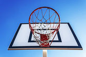 Panel basketball hoop-5 — Stock Photo