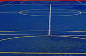 Synthetic sports field 24 — Stock Photo