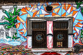 Graffiti 2 — Foto Stock