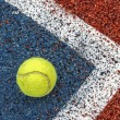 Stock Photo: Tennis Ball-4