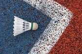 Badminton shuttlecock-5 — Stock Photo