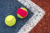 Tennis ballen-3 — Stockfoto