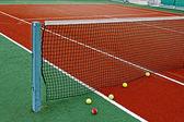 Tenisové míčky-2 — Stock fotografie