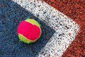 теннисный мяч-5 — Стоковое фото
