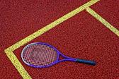 теннисные ракетки-1 — Стоковое фото