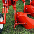 Stock Photo: Agricultural equipment. Detail 114