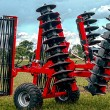 Agricultural equipment. Detail 115 — Stockfoto #26217033