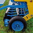 Stock Photo: Agricultural equipment. Detail 116
