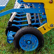 Agricultural equipment. Detail 116 — Foto Stock #26217037