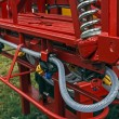 Stock Photo: Agricultural equipment. Detail 118