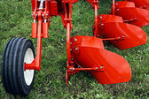 Agricultural equipment. Detail 114 — Stock Photo
