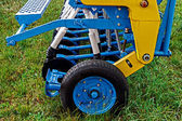 Agricultural equipment. Detail 116 — Stock Photo