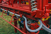 Agricultural equipment. Detail 118 — Stock Photo
