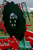Agricultural equipment. Detail 121 — Stock Photo