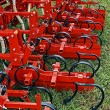 Stock Photo: Agricultural equipment. Detail 125