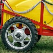 Stock Photo: Agricultural equipment. Detail 124