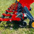 Stock Photo: Agricultural equipment. Detail 123