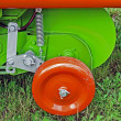 Stock Photo: Agricultural equipment. Detail 127