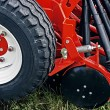 Agricultural equipment. Detail 132 — Stock Photo