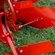 Agricultural equipment. Detail 134 — Stock Photo