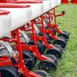 Agricultural equipment. Detail 131 — Stock Photo