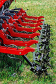 Agricultural equipment. Detail 133 — Foto Stock