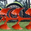 Stock Photo: Agricultural equipment. Detail 139