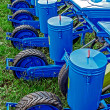 Stock Photo: Agricultural equipment. Detail 141
