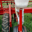 Stock Photo: Agricultural equipment. Detail 140