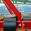 Agricultural equipment. Detail 143 — Stock Photo