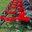 Agricultural equipment. Detail 144 — Stock Photo
