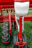 Agricultural equipment. Detail 140 — Stockfoto