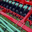 Agricultural equipment. Detail 149 — Stock Photo