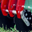 Stock Photo: Agricultural equipment. Detail 150