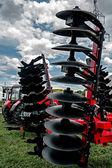 Agricultural equipment. Detail 147 — Stockfoto